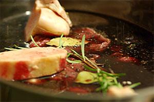 Peposo - bevor es in den Ofen kommt